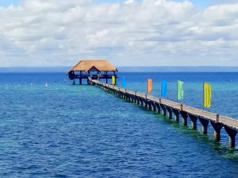 nalusuan island resort blog review