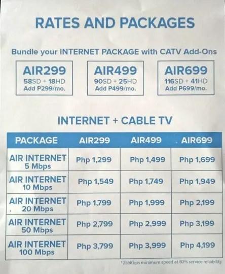 converge air internet review