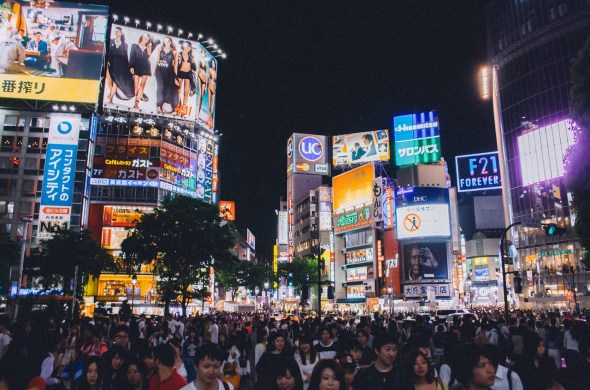 japan travel blog with itinerary