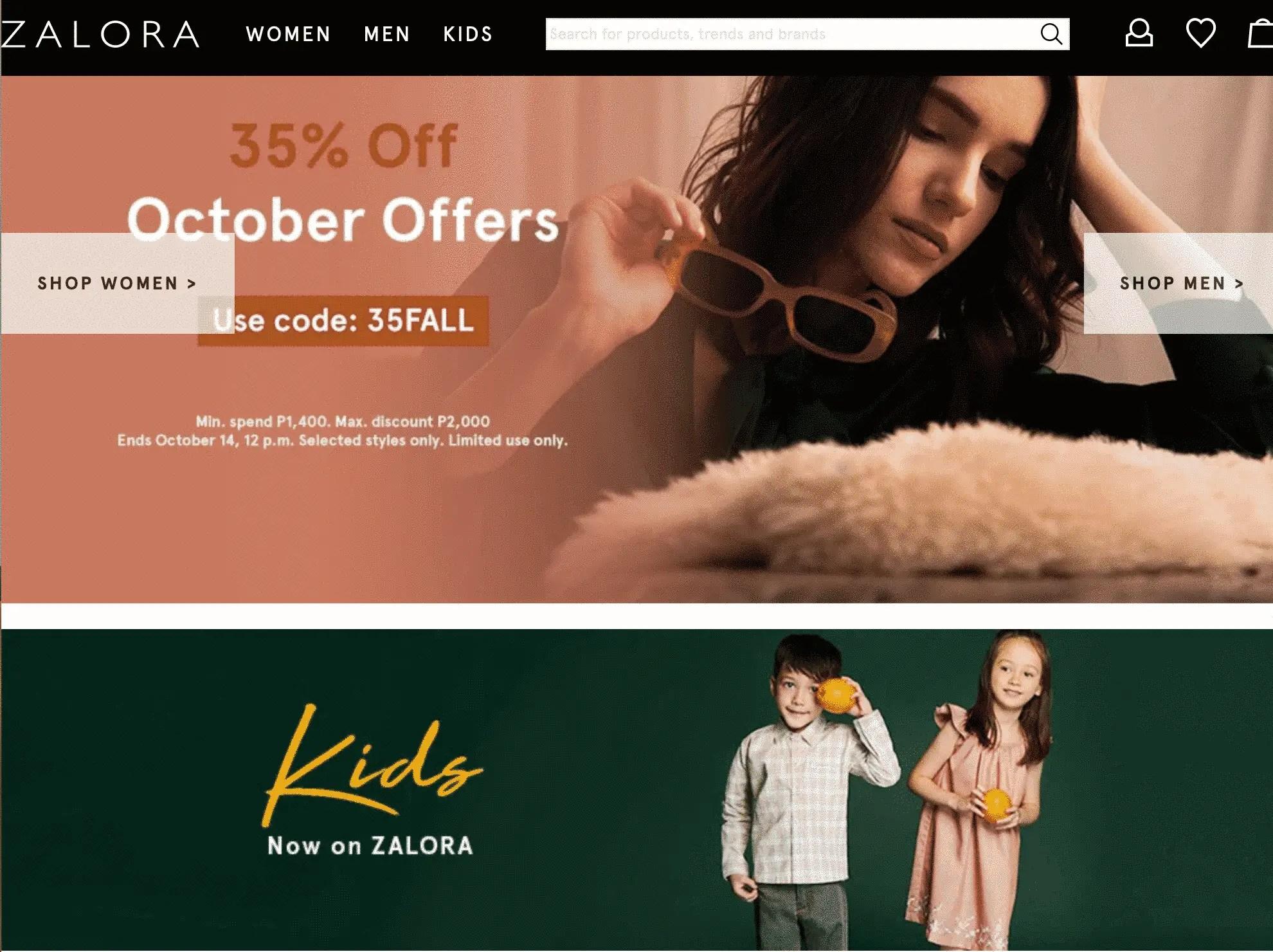 popular online stores philippines