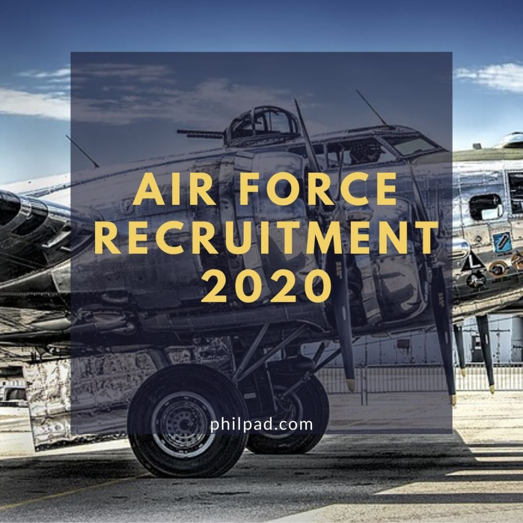 philippine-air-force-exam-requirements-2020