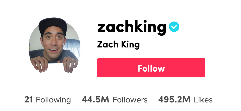 highest followers tiktok