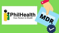how to get philhealth mdr online