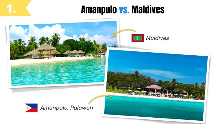 amanpulo maldives of the philippines