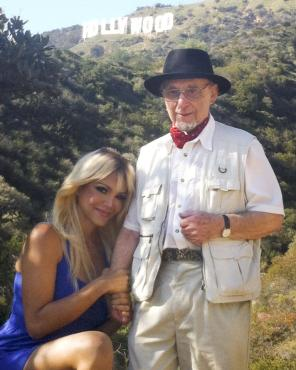 phil with Cathleen Chocrane