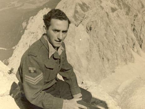 Phil Pendry British Army