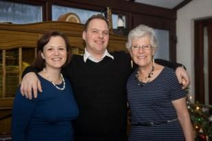 Rachel, Dean & Mother