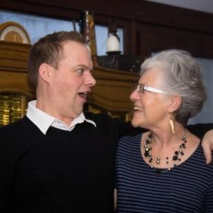 Dean & Mother