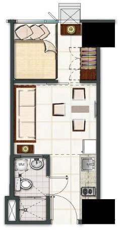 SMDC Light Residences Condominium - Philippines