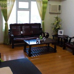 Affordable Sofa Bed Metro Manila Soft Brown Leather 2 Bedroom Condo For Rent In Mandaluyong City