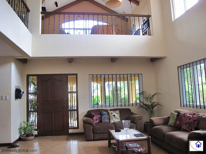 Mediterranean House And Lot For Sale In Sacay Grand Villas