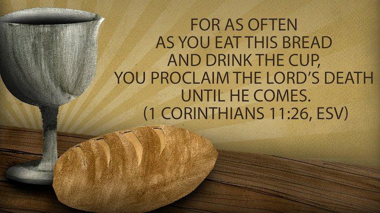 Kuvahaun tulos haulle 1 Corinthians 11:23-26
