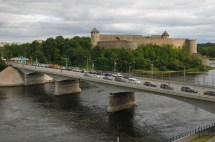 Russie Pays Baltes Aux Frontires De L Union Europenne