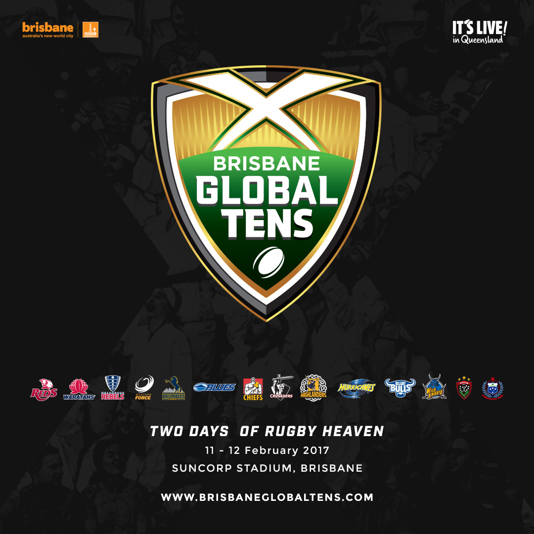 Brisbane Global Rugby Tens Tournamet – event review