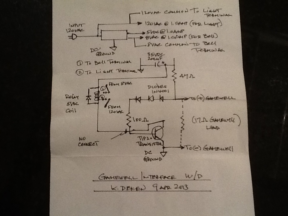 alarm circuit diagram 2001 ford windstar engine an antique gamewell fire box for the garage | phil's classic chevys