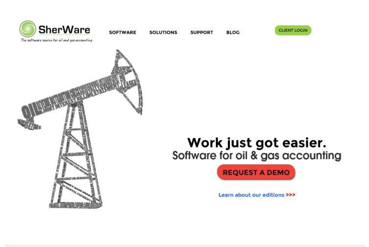 SherWare Website 2015