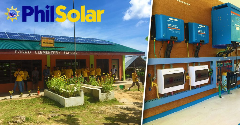 philippines solar power installers