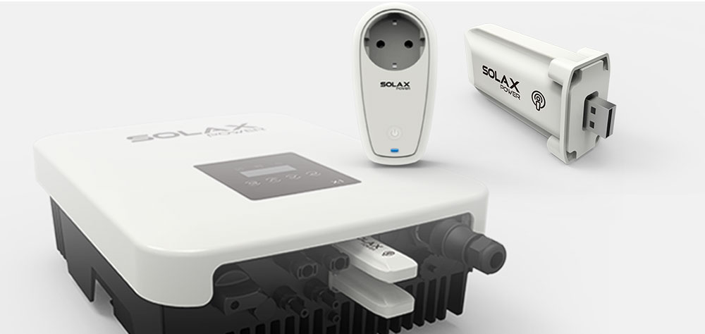Solax Inverter Dual MPPT X1-3.0T~5.0T remote control