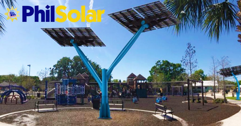 solar power trees florida