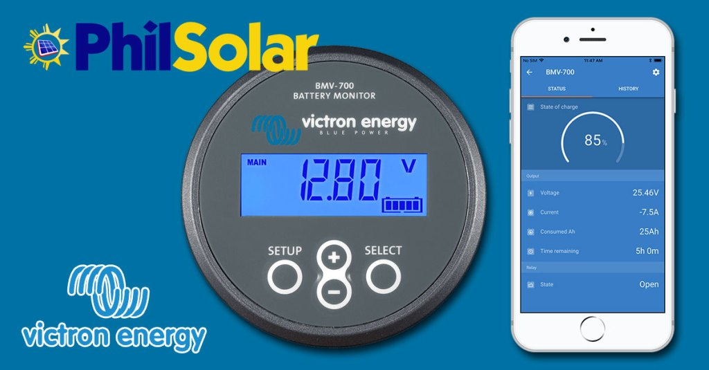 victron bmv 700 battery monitor philippines solar power