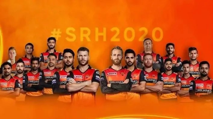 Sunrisers Hyderabad Squad For IPL 2020 - SRH Team, Captain, Players, Coach  for IPL 2020 in UAE - Phil Sports News
