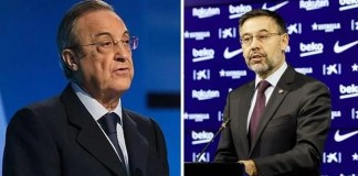 The Super League is already on everyone's lips. Josep María Bartomeu took the first step on the day of his farewell to the presidency of Barcelona but it was Florentino Pérez not to mention the word who has put on the table the appearance of a competition demanded by many and feared by others.