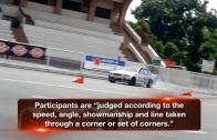 Drifting: When the fastest way forward is sideways