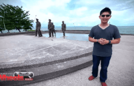 Uly explores Samar and Leyte