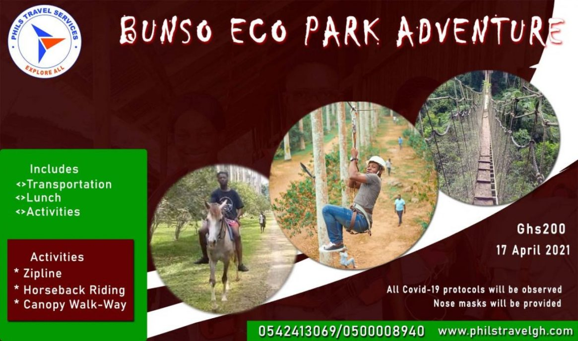 Bunso Eco Park Adventure
