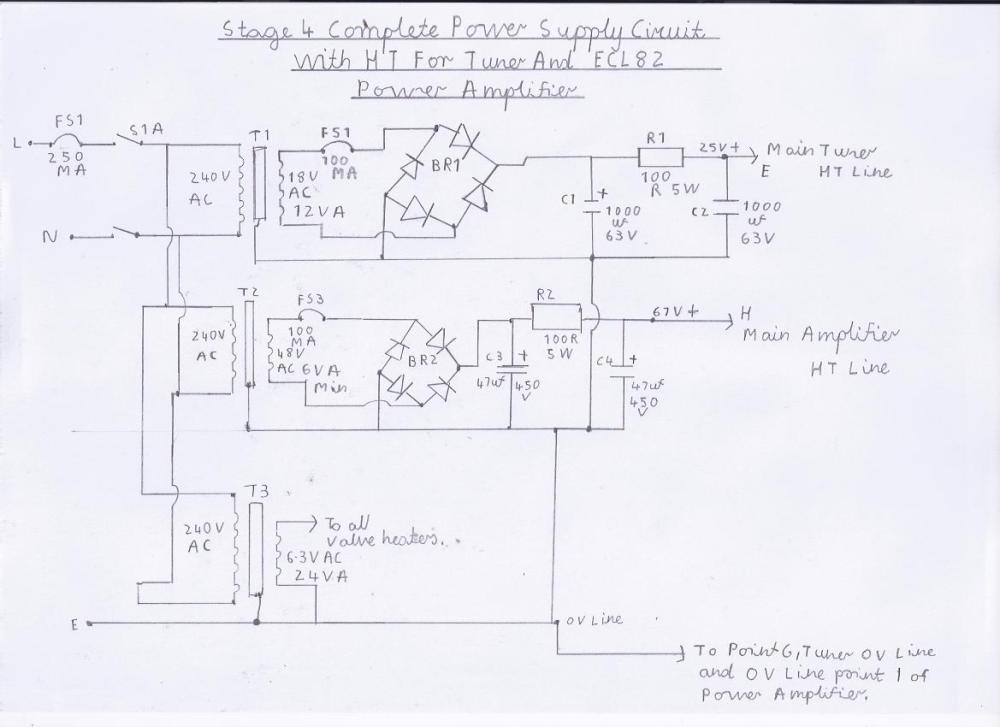 medium resolution of circuit diagram of the am fm pulse counting receiver note this is stage 4 the complete power supply circuit