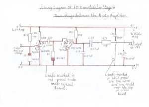 Double Conversion Pulse Counting FM Superhet Receiver With 107 MHZ First IF Stage