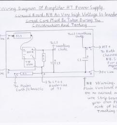 wiring diagram of the power supply circuit board please refer to picture 1 the circuit diagram and components list for more details  [ 1169 x 850 Pixel ]
