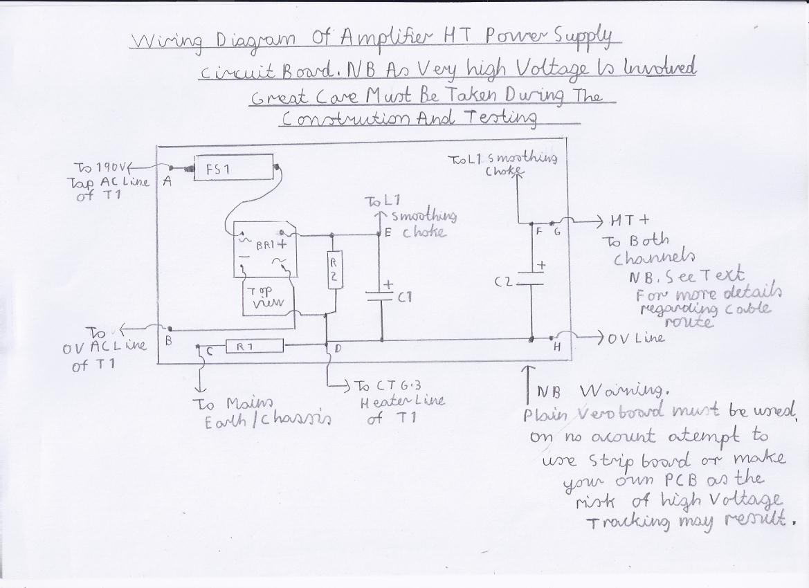 hight resolution of wiring diagram of the power supply circuit board please refer to picture 1 the circuit diagram and components list for more details