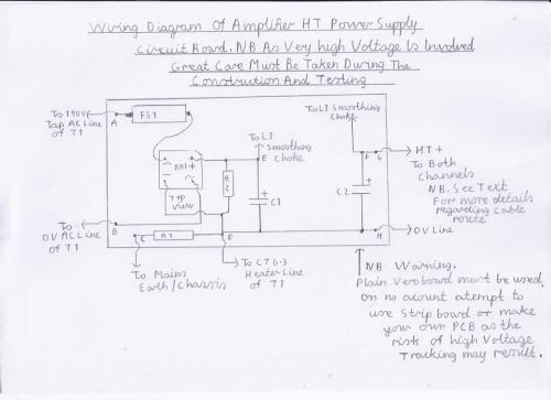 small resolution of wiring diagram of the power supply circuit board please refer to picture 1 the circuit diagram and components list for more details