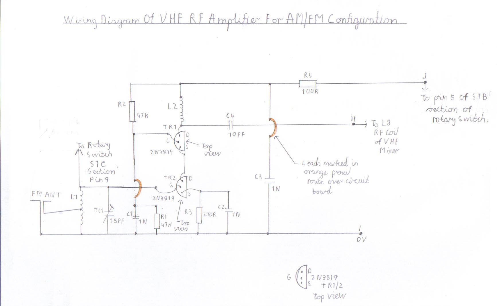 Yagi Tv Antenna Wiring Diagram
