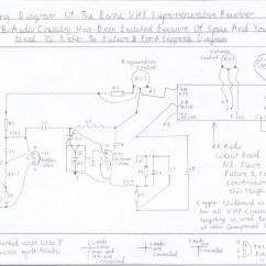 Av Receiver Wiring Diagram Ground Fault Circuit Interrupter Progressive Crystal Set To Regenerative Using