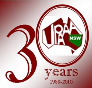 30 years of UPAAA NSW