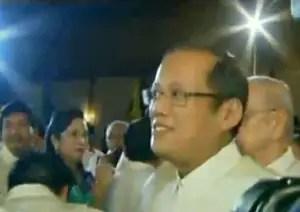 President Noynoy Aquino reception