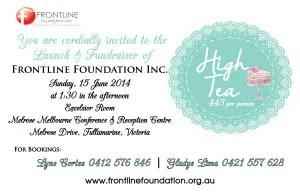 Frontline Foundation Launch Invite-1