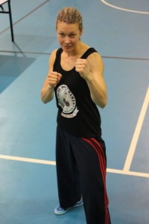 Andrea Wheatley World Champion 2014