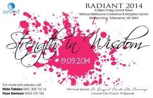 Radiant 2014 Artwork