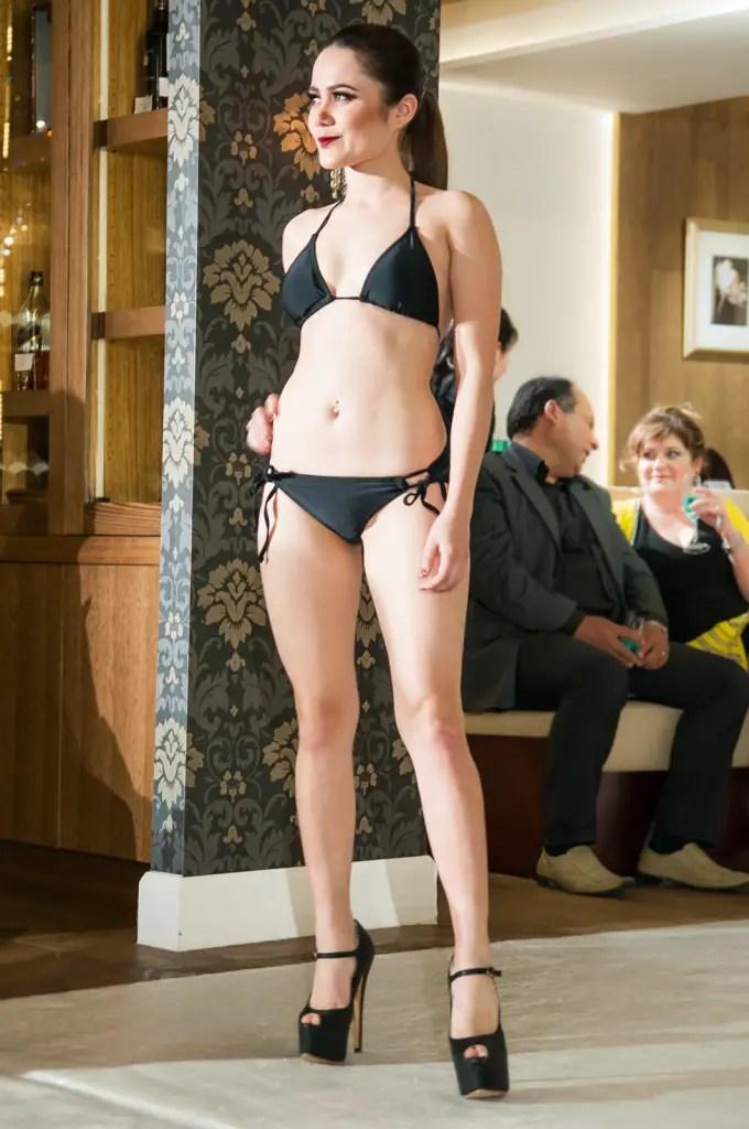 Filipina model, Juliet Clifford