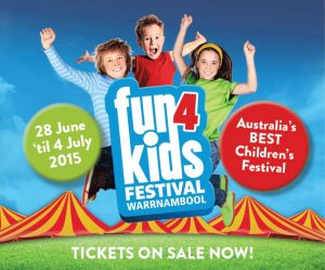 Full Square Fun4Kids TICKETS ON SALE