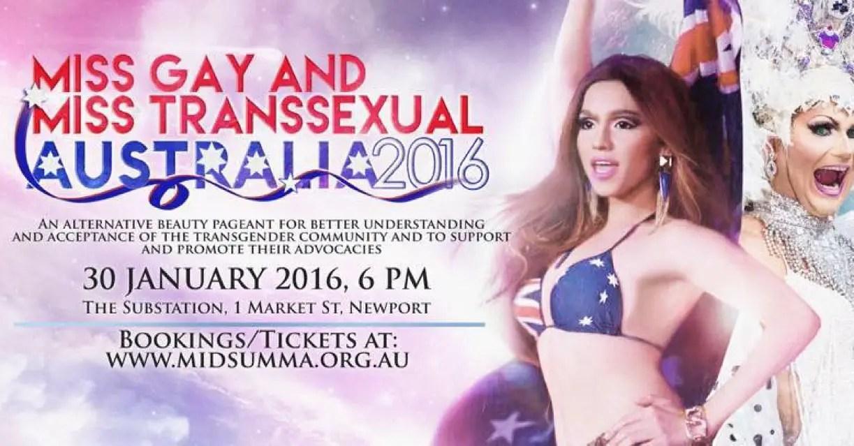 Melbourne transexual clubs Dee Femina