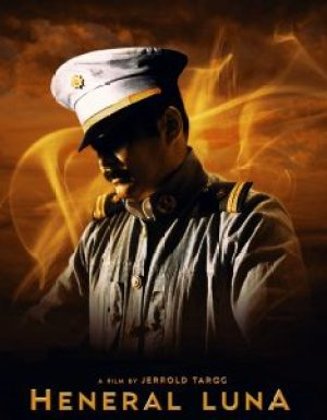 Photo credit to the producers of Heneral Luna, the movie.