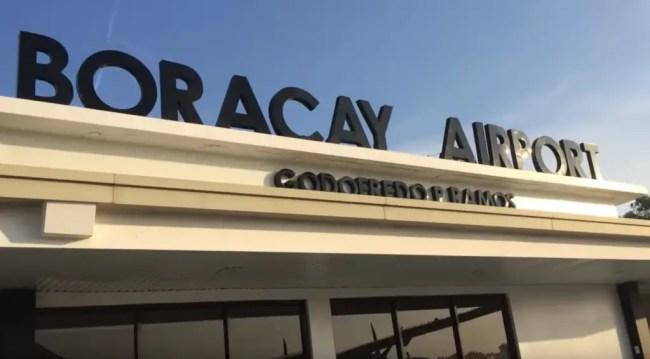 Caticlan Airport in Boracay