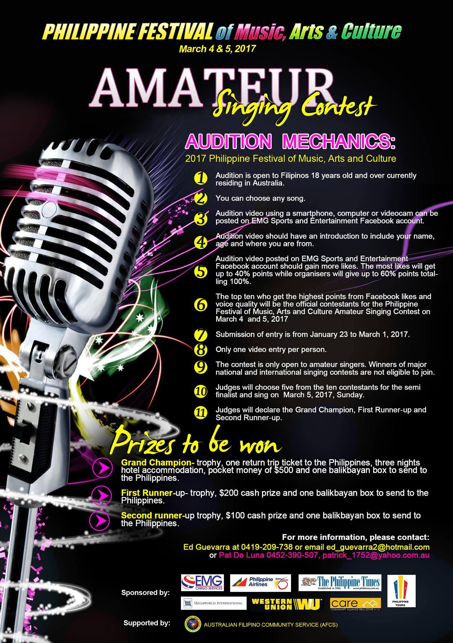 Deerfoot casino karaoke contest