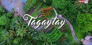 Tagaytay still a top tourist destination.