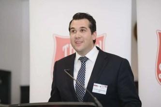 The Hon Michael Sukkar, MP - The Red Shield Doorknock