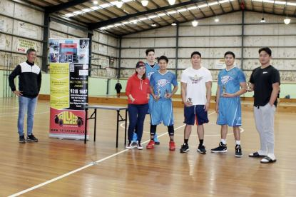 SEAPBL-Taluer Auto Cup 2017_A-Grade Mythical 5 with Talyer Auto's Pin Rutaquio